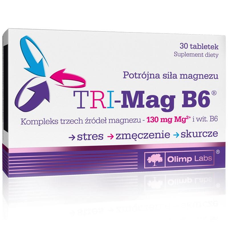 Olimp Tri-mag b6 30 tab
