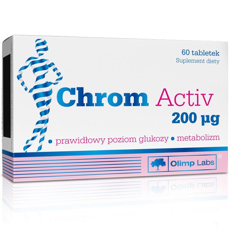 Olimp Chrom Activ 60 tab