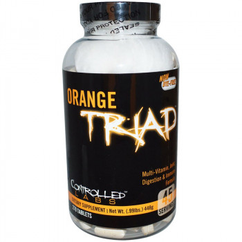 CONTROLLED LABS Orange Triad 270tabs