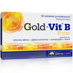 OLIMP Gold-Vit B Forte 60caps