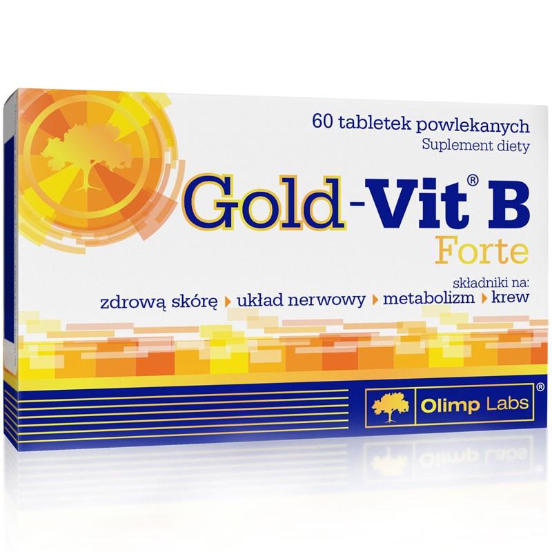 OLIMP Gold-Vit B Forte 60caps
