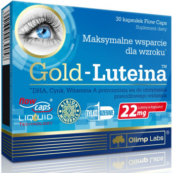OLIMP Gold-Luteina 30caps