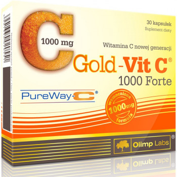 OLIMP Gold-Vit C 1000 Forte 30caps
