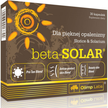 OLIMP Beta-Solar 30caps