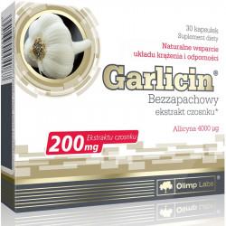 OLIMP GARLICIN 30 kaps BEZZAPACHOWY CZOSNEK