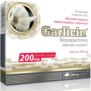 OLIMP Garlicin 30caps
