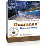 OLIMP GUARANAX 60 caps GUARANA I KOFEINA PROMO