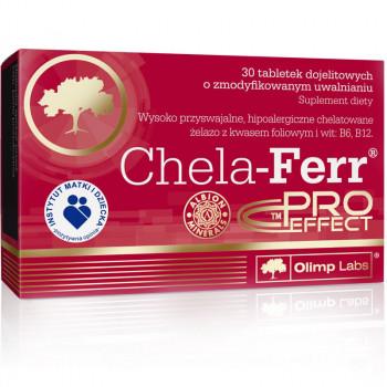 OLIMP Chela-Ferr Pro Effect 30tabs