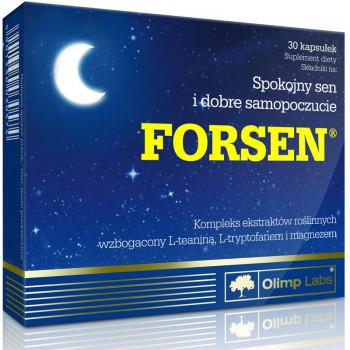 OLIMP Forsen 30caps