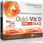 OLIMP Gold-Vit D Max 30caps