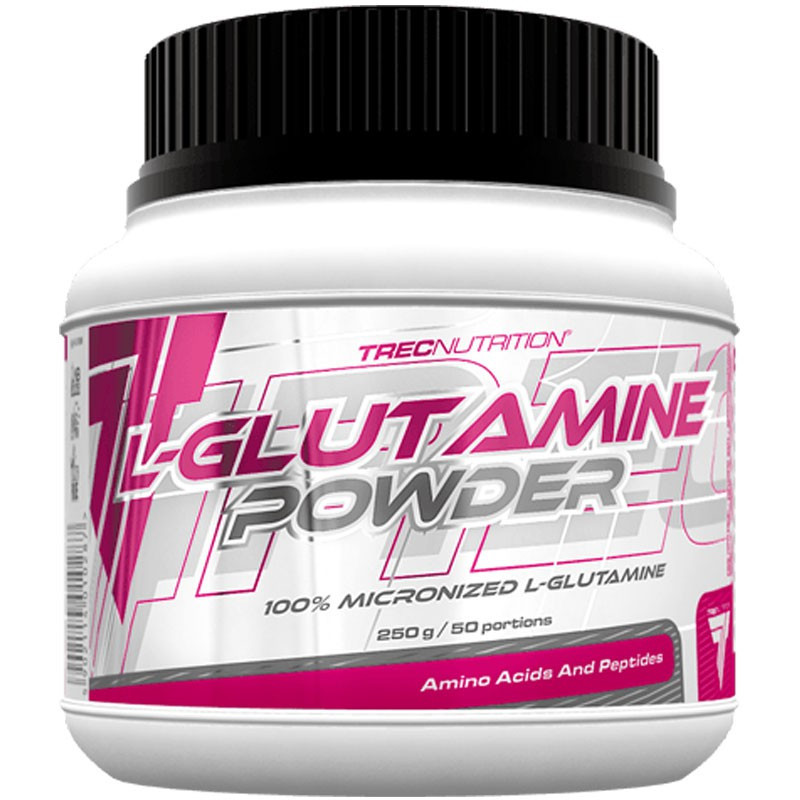 TREC L-Glutamine Powder 250g