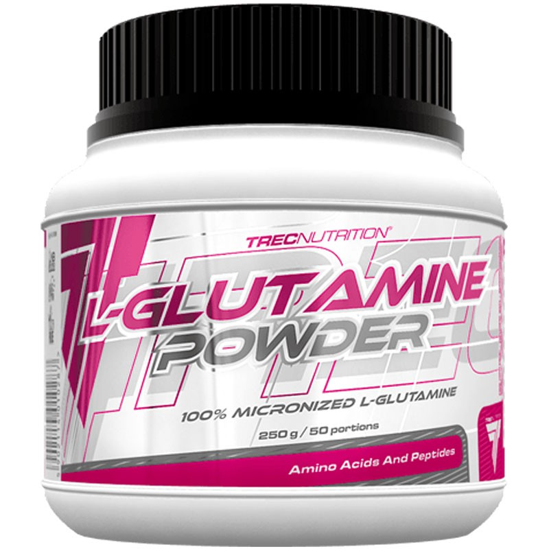 how to take l glutamine powder