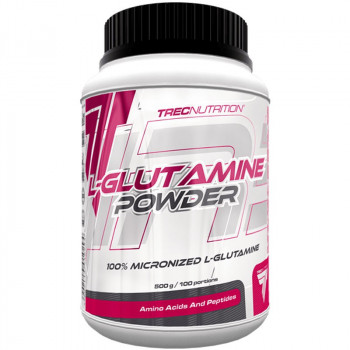 TREC L-Glutamine Powder 500g