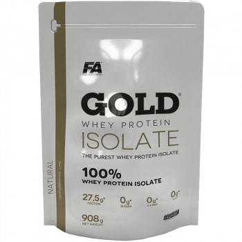 FA Gold Whey Protein Isolate ZIP 908g