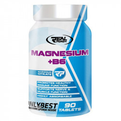 Real Pharm Magnesium + B6...