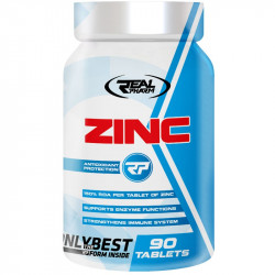 Real Pharm Zinc 90tabs