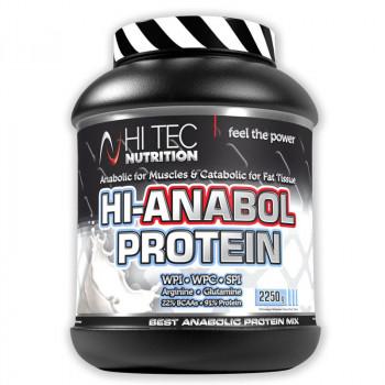 HI TEC Hi-Anabol Protein 2250g