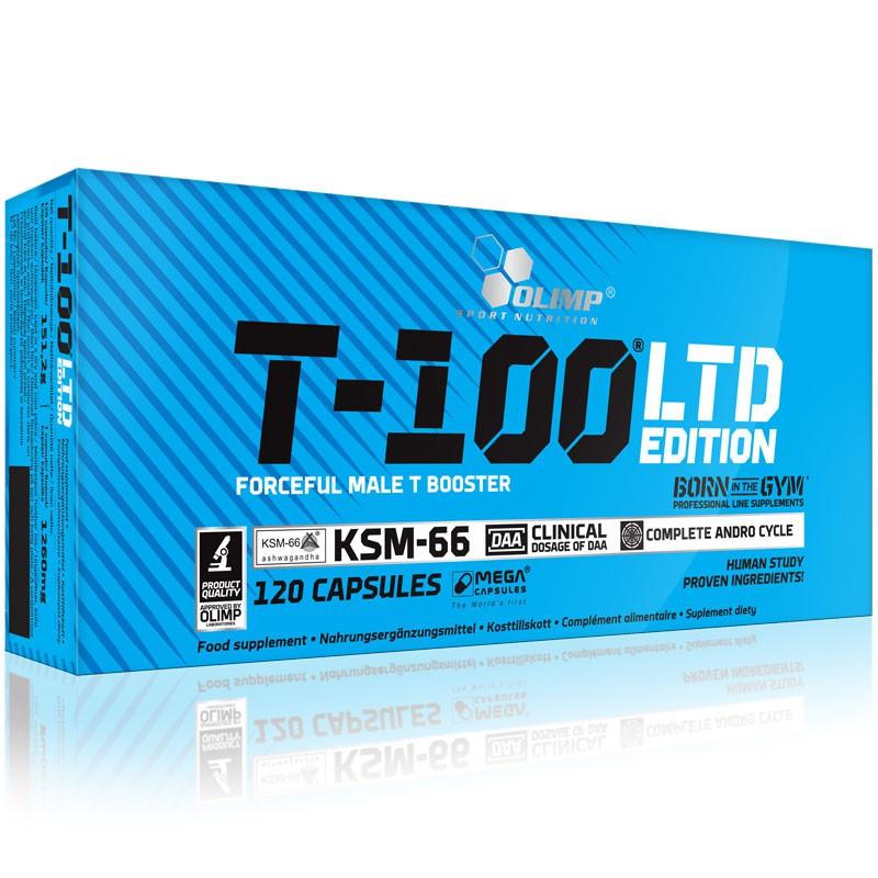 OLIMP T-100 Ltd Edition 120caps