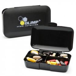 OLIMP PILL BOX Pudełko Na Kapsułki Tabletki Leki Pillbox