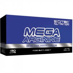 SCITEC Mega Arginine 120caps