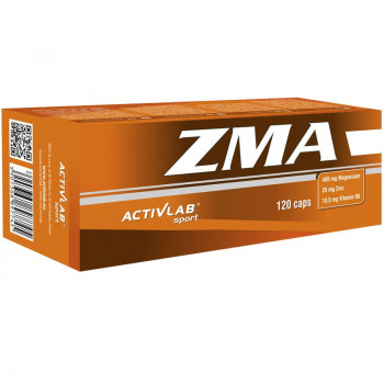 ACTIVLAB ZMA 120caps