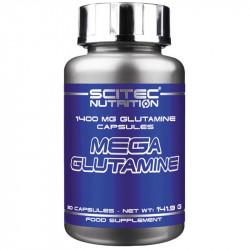 SCITEC Mega Glutamine 90caps
