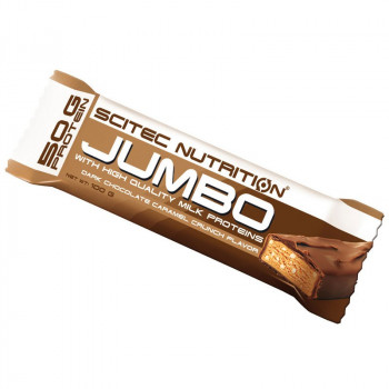 SCITEC Jumbo 100g Baton Białkowy