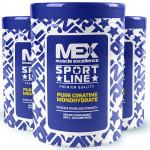 MEX Pure Creatine Monohydrate Powder 550g