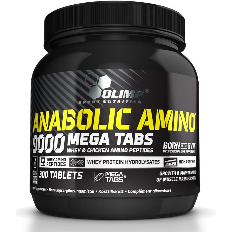 olimp anabolic amino 9000 nebenwirkungen