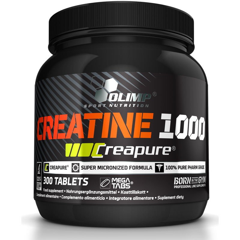 Olimp CREATINE 1000 300 tabs