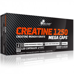 OLIMP Creatine 1250 Mega Caps 120caps