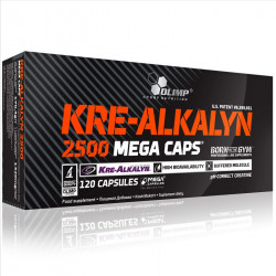 OLIMP Kre-Alkalyn 2500 Mega Caps 120caps