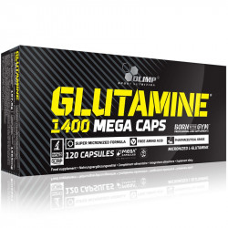 OLIMP L-Glutamine 1400 Mega Caps 120caps
