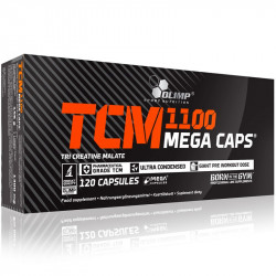 Olimp TCM MEGA CAPS 120 caps blistry