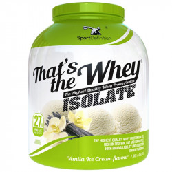 SportDefinition That's The Whey Isolate 2100g
