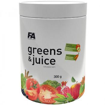 FA Greens & Juice 300g