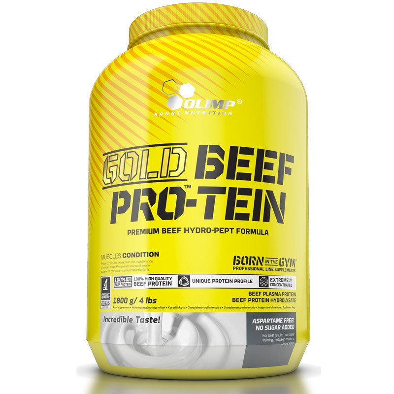 OLIMP Gold Beef Pro-Tein 1800g