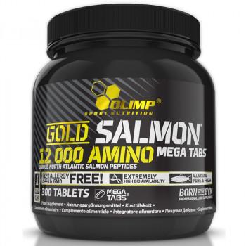OLIMP Gold Salmon 12000 Amino Mega Tabs 300tabs