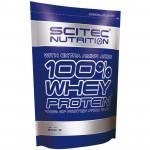 SCITEC 100% Whey Protein 500g