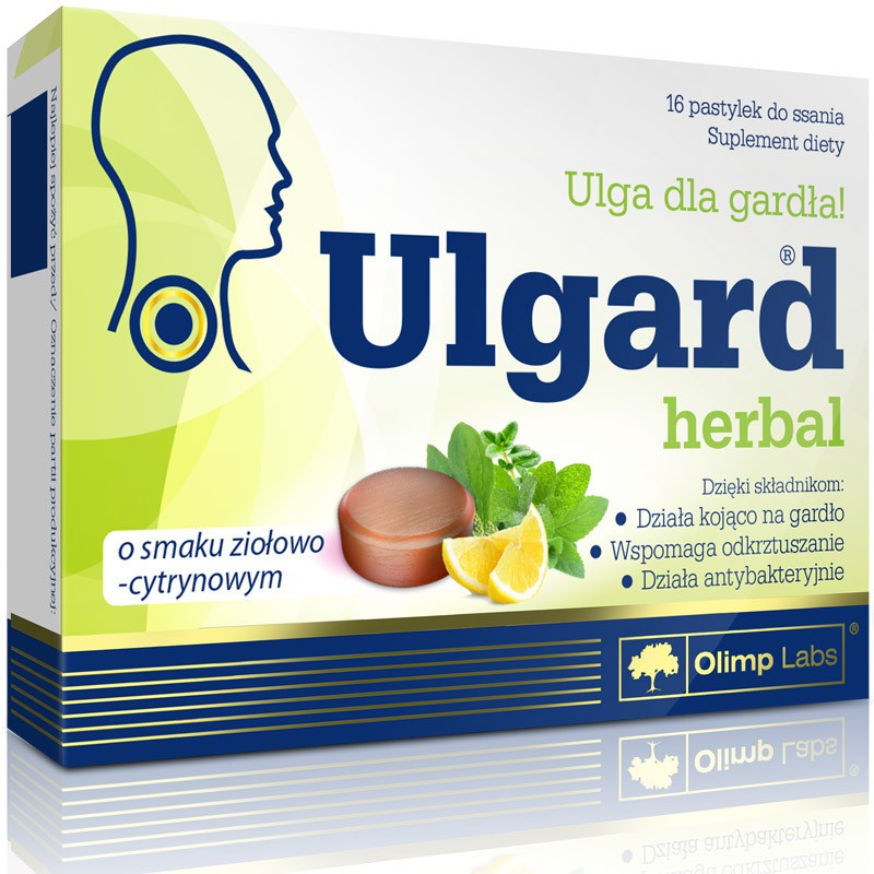 OLIMP Ulgard Herbal 16past