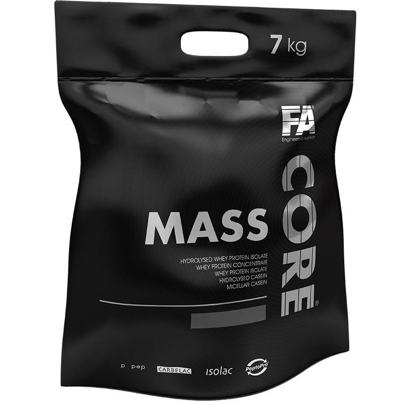 FA Mass Core 7kg + T-Shirt + Shaker