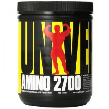 UNIVERSAL Amino 2700 120tabs