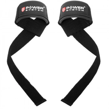 POWER SYSTEM 3400 Lifting Straps PASKI TRENINGOWE
