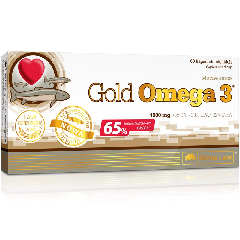 OLIMP Gold Omega 3 60caps