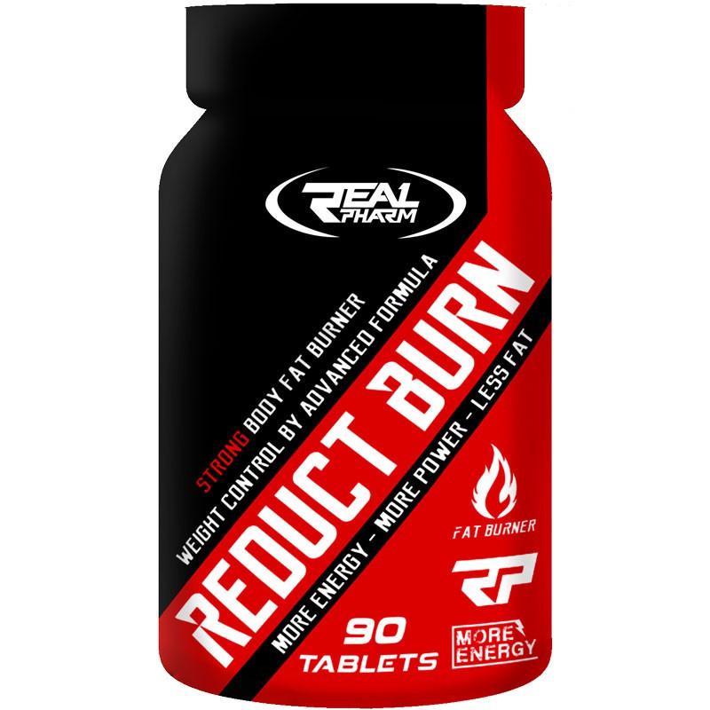 Real Pharm Reduct Burn 90tabs