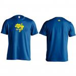 FA T-Shirt Arnold Classic Brazil Yellow Koszulka