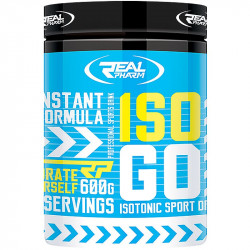 Real Pharm Iso Go 600g