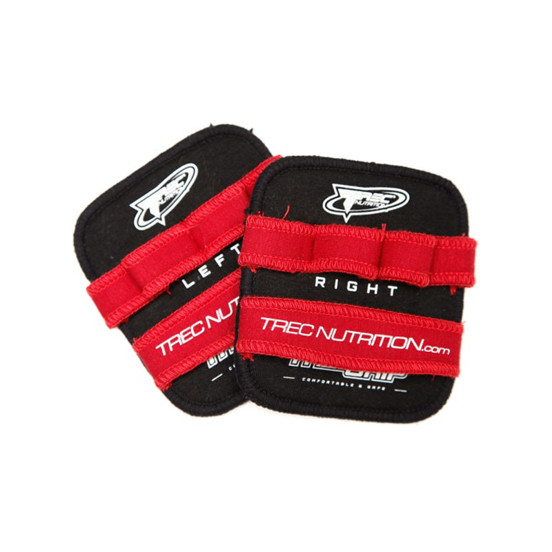 TREC Grip Fitness Red Gripy