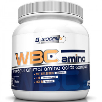 BIOGENIX WBC Amino 300tabs