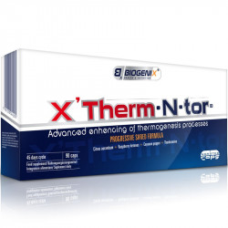 BIOGENIX X'Therm-N-tor 90caps